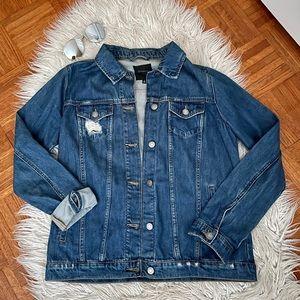 DYNAMITE denim jacket M